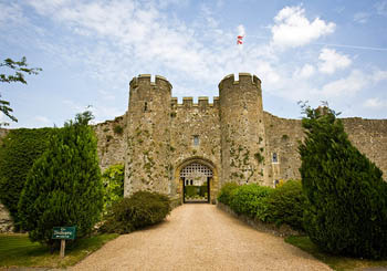 Amberley Castle, England--perfect for a romantic weekend or a wedding.